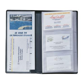 Cartes De Visite En PVC - Porte cartes de visite