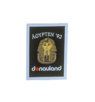 Badge Rectangulaire vertical