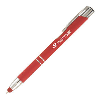 Stylo Bille Stylet toucher Gomme