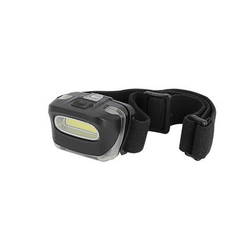 Lampe Frontale COB 10 LEDS